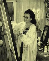 Atelier d'Artistes à Fontgombault