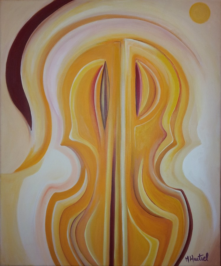 Je suis un violoncelle © Marie Hurtrel