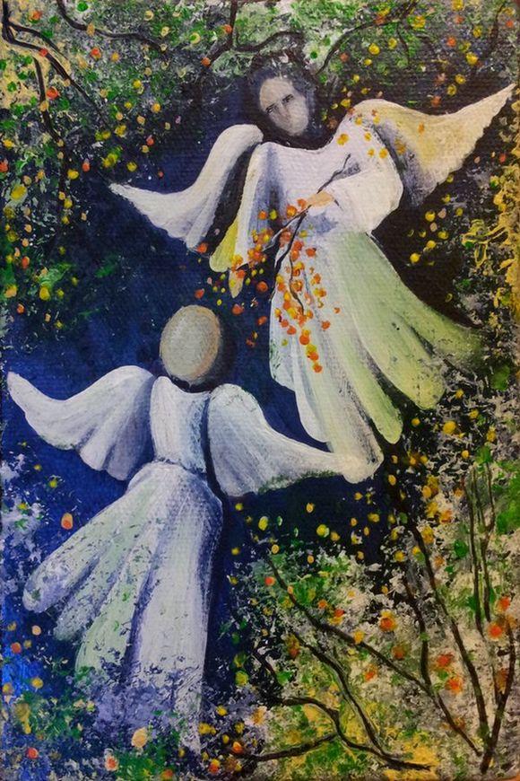 Fantaisie angélique