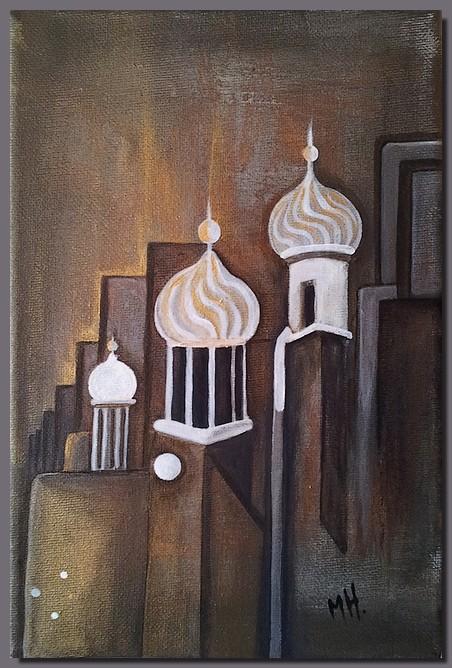 Orthodoxale, un tableau.  Nouveauté
