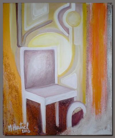 Sans fondement - acrylique 2010