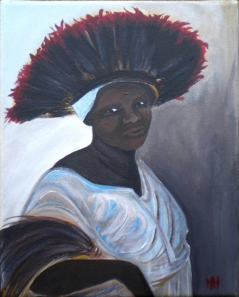 Femme Bamilékée